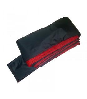 30m Red Black Tail