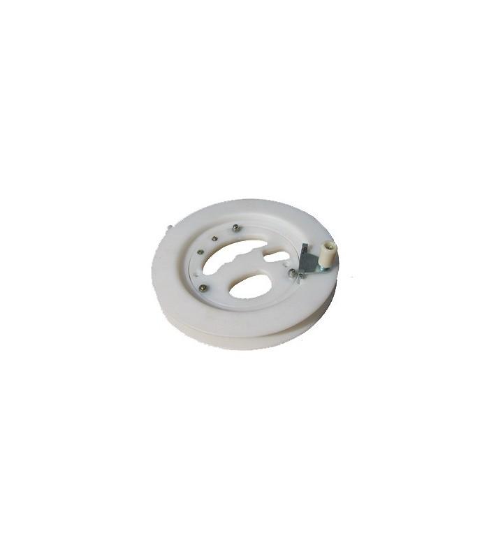 26cm White Reel (Empty)