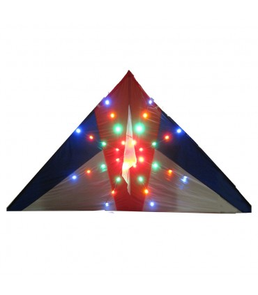 Multi Patterns LED 3.4m Kite 192 Led