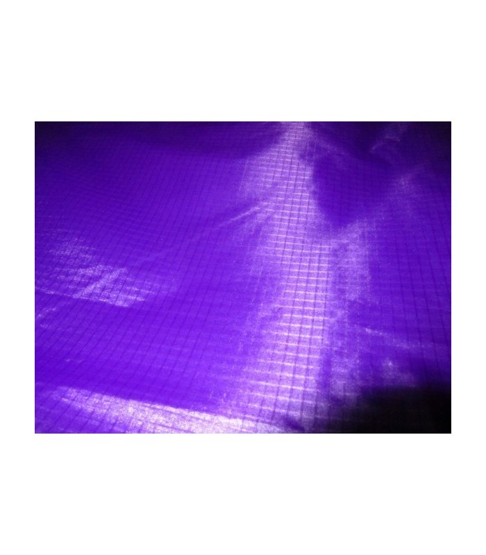 Fabric 40D Ripstop Nylon Purple- High Quality /m