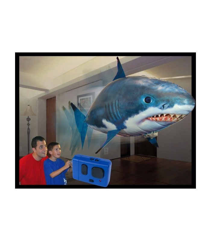 Remote Control Air Swimmer - Shark