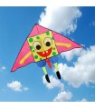 Spongebob Kite (Easy to fly)