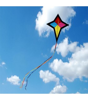 Giant North Star Kite