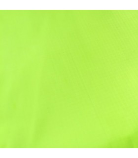 Fabric 210T Ripstop Polyester Fluorescent Yellow (per meter)