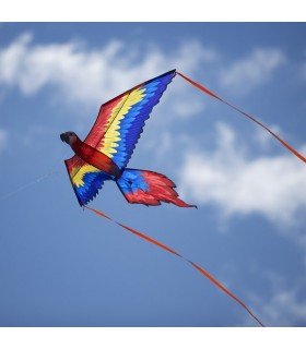 3D Macaw Bird Kite
