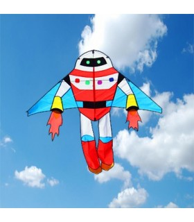 Flying Robot Kite