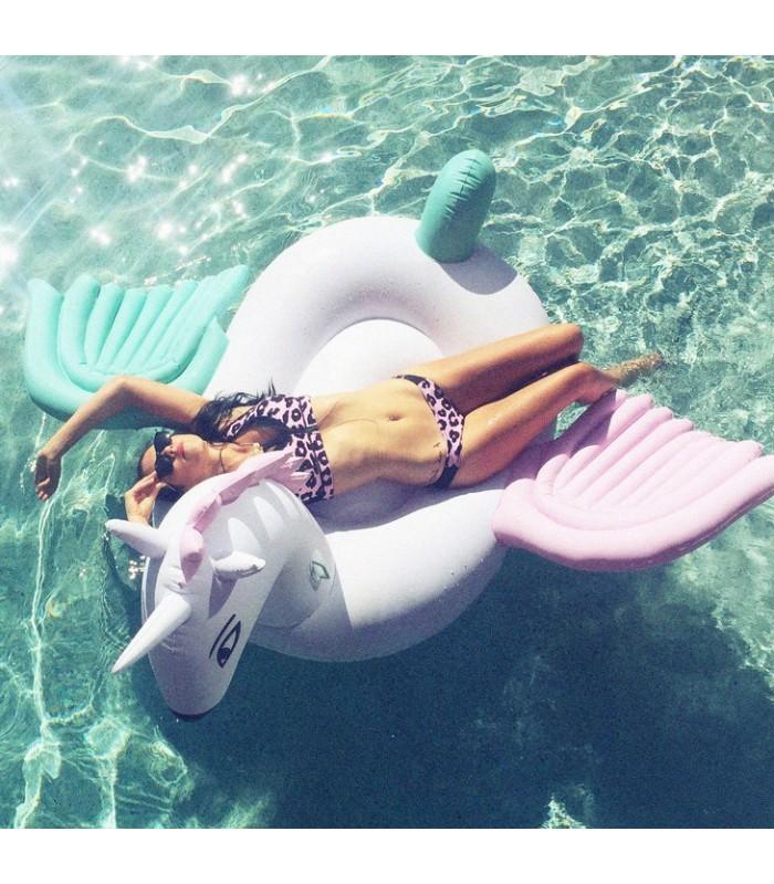 Giant Candy Unicorn Float
