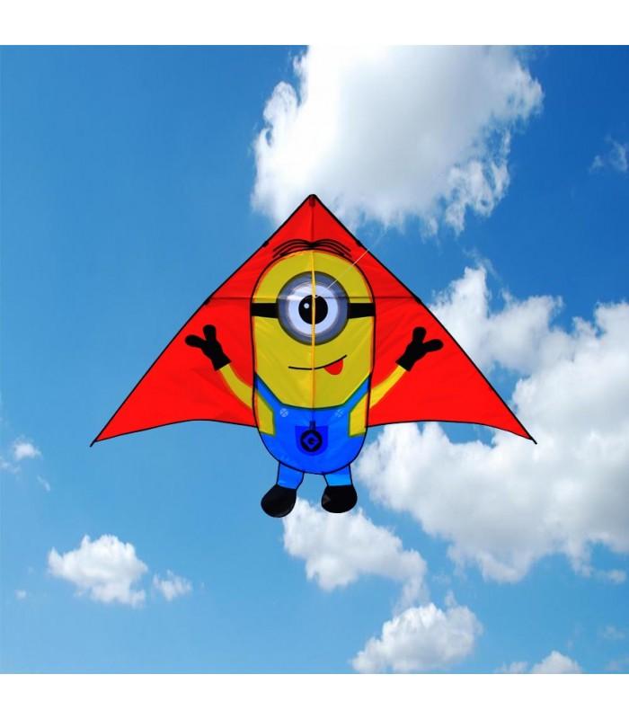 Minions Delta Kite