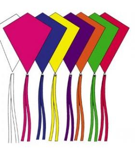 29 inch Diamonds Kites (20 piece Party Set)