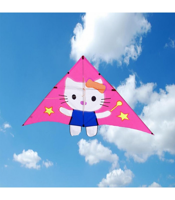 Hello Kitty Delta Kite Pink