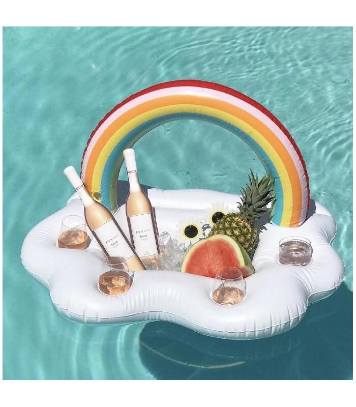 Rainbow Bar Float