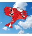 SuperSize 3D Red Baron Kite