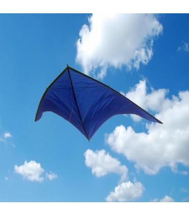 Zero wind glider Kites