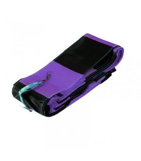 15m Tail Purple Black