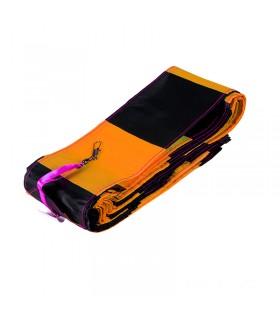 10m Tail Orange Black