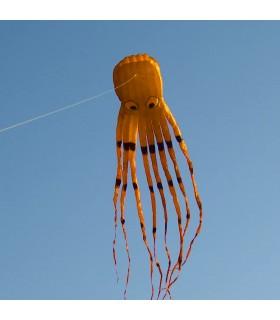 Skywalker 8m Octopus Soft Kite Orange