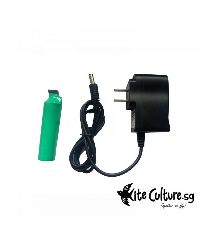 3.6v Rechargeable Battery with Charger