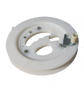 White Reel 26cm (Empty reel only)
