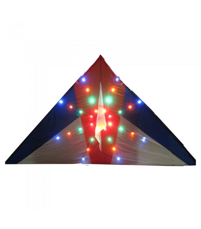 Multi Patterns LED 3.4m Kite 192 Led