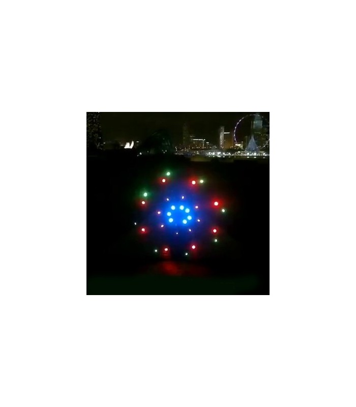 2.8m Milky Way 96 Led Night Kite