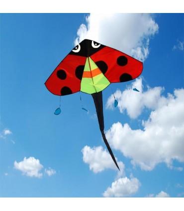 Ladybird Easy Flyer Kite