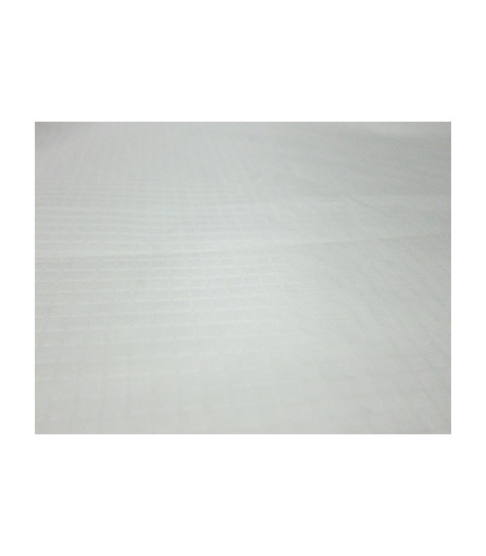 Fabric 40D Ripstop Nylon White - High Quality /m
