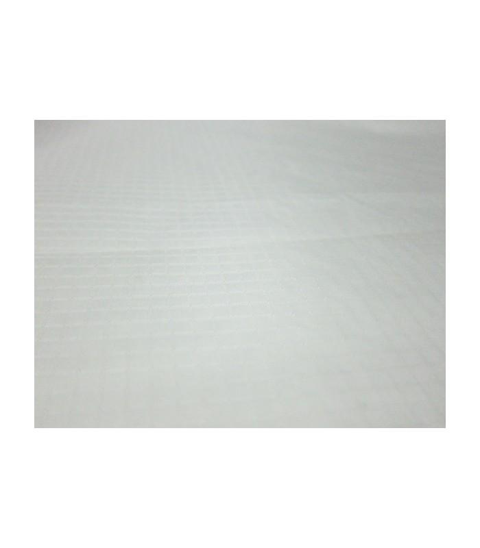 Fabric 40D Ripstop Nylon White - High Quality /m