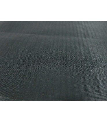 Fabric 40D Ripstop Nylon Black - High Quality /m