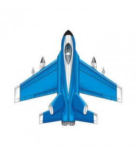 MircoKite Planes - Fighter Jet (Palm Size Minature Kites)