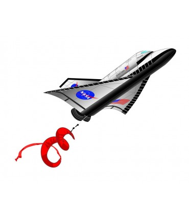 SuperSize 3D Space Shuttle Kite