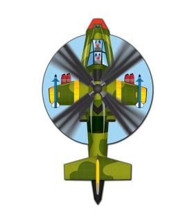 FlightZone AttackCopter Kite
