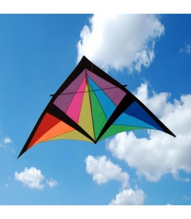 2.8m Black Prism Giant Delta Kite