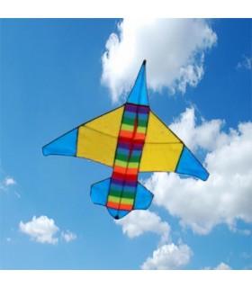 Rainbow Plane Kite