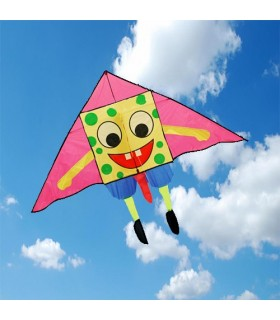 Spongebob Kite (Easy to fly)