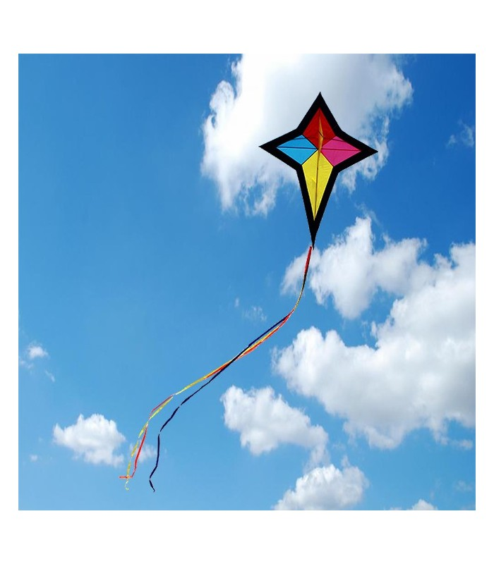 Giant North Star Kite