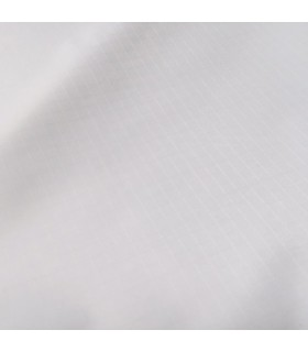 Fabric 210T Ripstop Polyester White /m