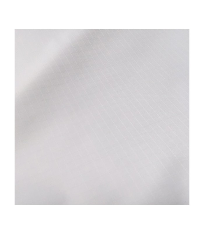 Fabric 210T Ripstop Polyester White
