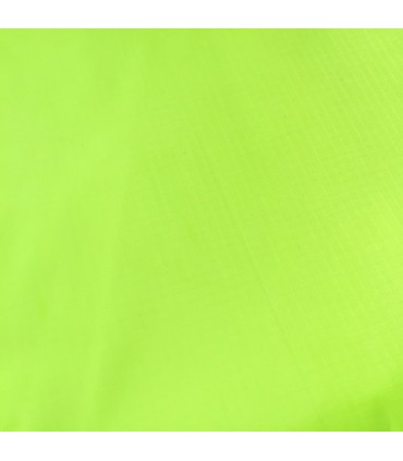 Fabric 210T Ripstop Polyester Fluorescent Yelow