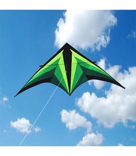 2.8m Giant Green Fighter Kite