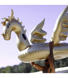 Giant Dragon Float