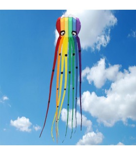 Skywalker 8m Rainbow Octopus Soft Kite