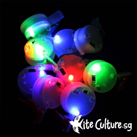 3 Led Light Clips (3 LED)