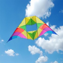 2.9m Sunrise DC Giant Delta Kite