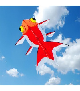 Goldfish Kite Orange