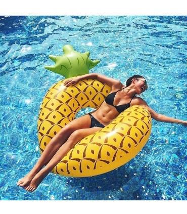 Pineapple Ring Float