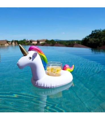 Unicorn drink float