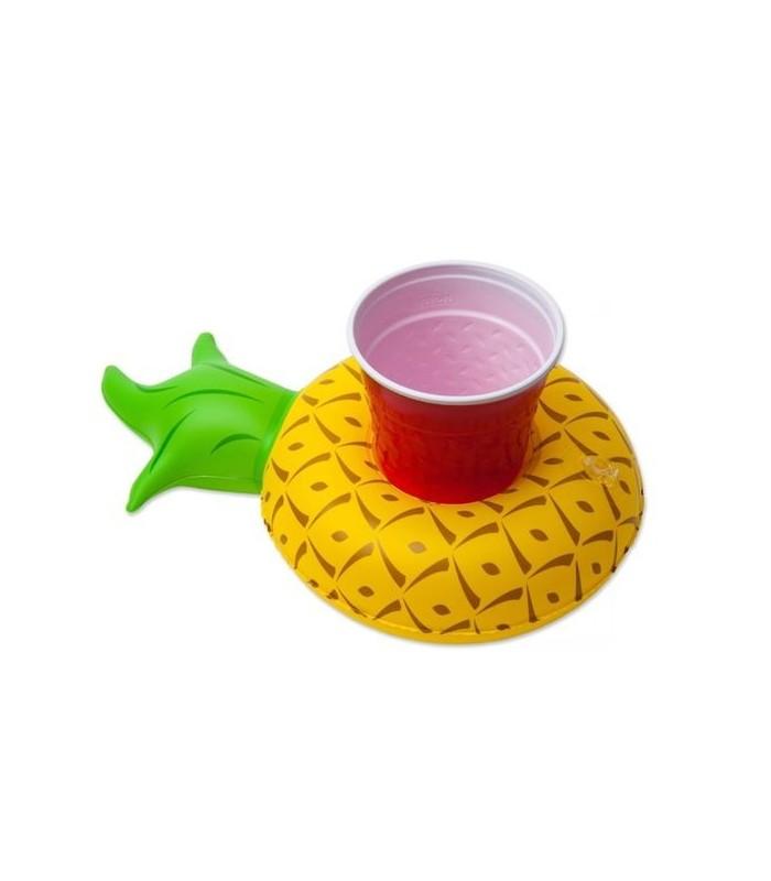 Pineapple drink float