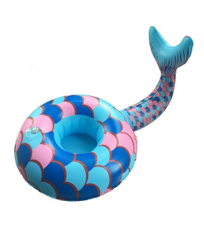 Mermaid Drink Float Pink