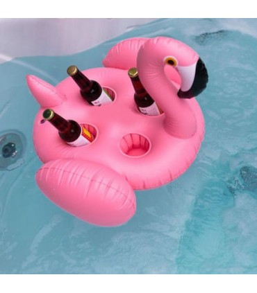 Flamingo 4 Cup Float