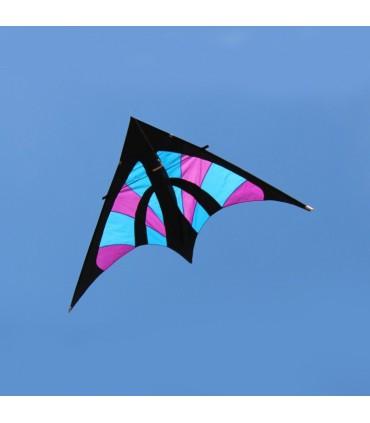 2.8m Giant Purple Fighter Kite